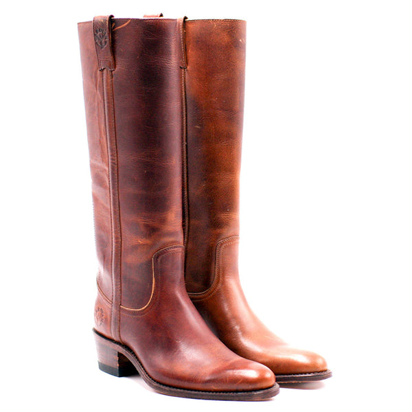 Méjanes Boots - Greasy Leather (Woman)