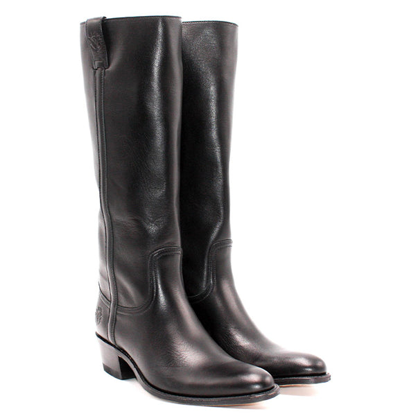 Méjanes Boots - Smooth Leather (Woman)