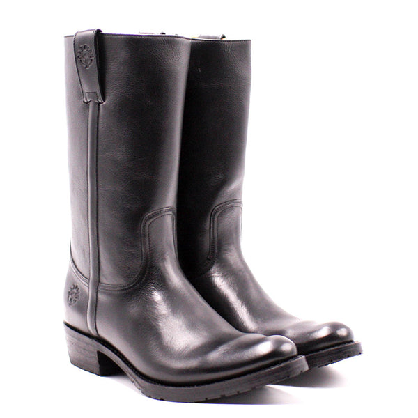 Vaccarès Boots - Smooth Leather (Man)