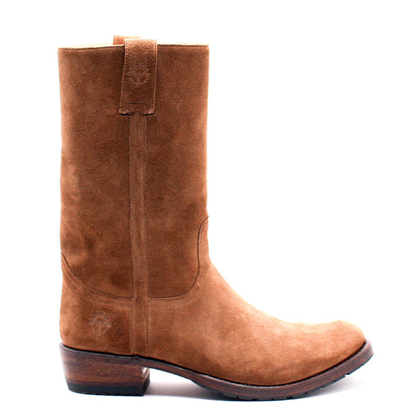 Vaccarès Boots - Suede Leather (Man)
