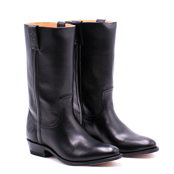 Nîmes Boots - Smooth leather (Woman)