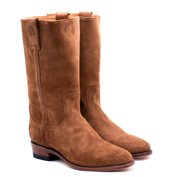 Nîmes Boots - Suede Leather (Man)