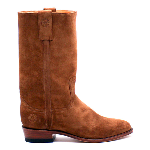 Nîmes Boots - Suede Leather (Woman)
