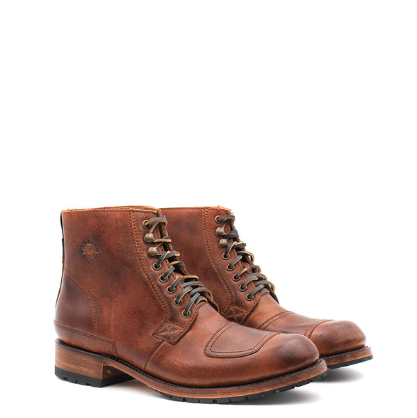 Bottines Barbentane - Cuir gras (Homme)