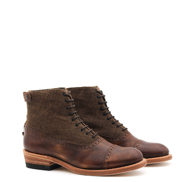 Folco Ankle Boots - Smooth Leather (Man)