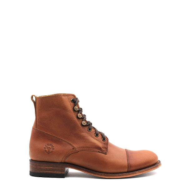 Le Cailar Boots - Greasy leather (Man)