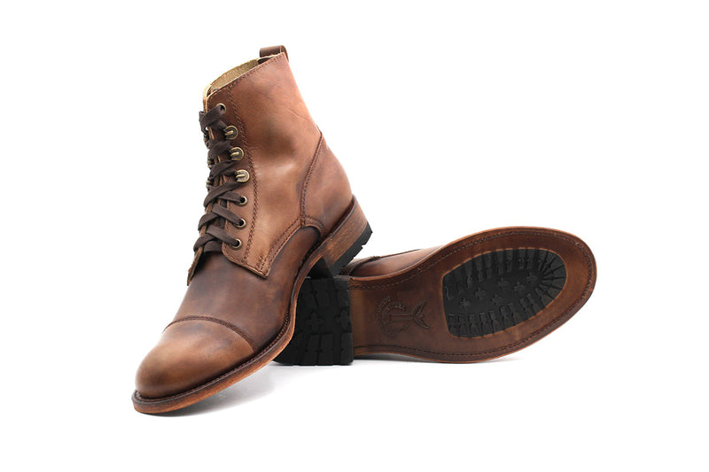 Le Cailar Boots - Smooth leather (Man)