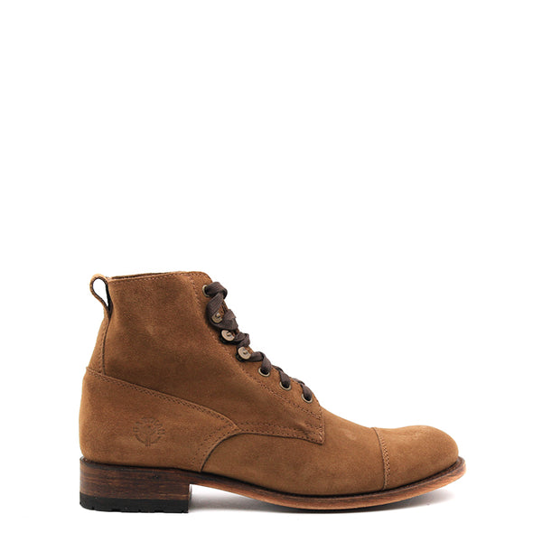Le Cailar Boots - Suede leather (Man)