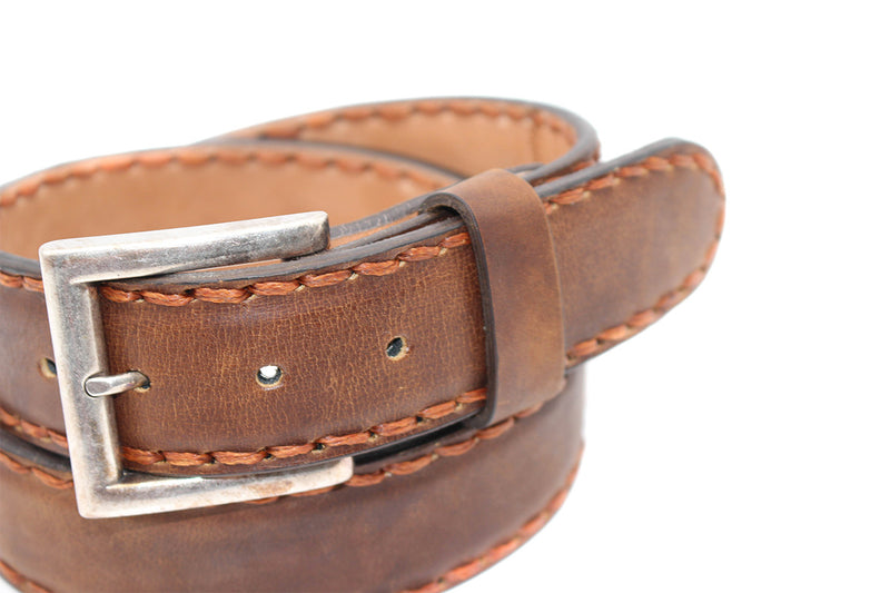 Odessa Belt - Smooth Leather