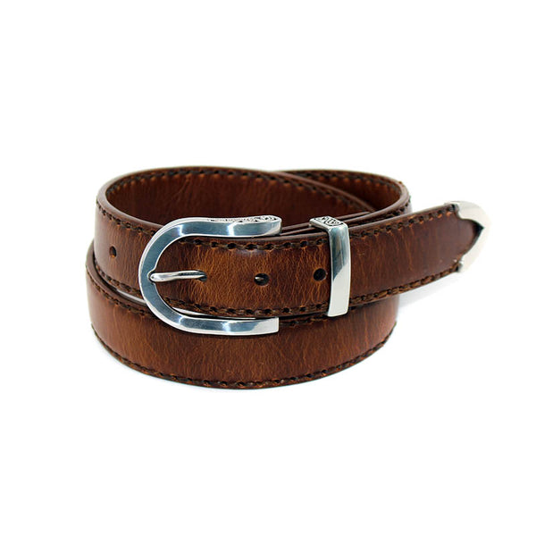 Santa Fé Belt - Greasy Leather