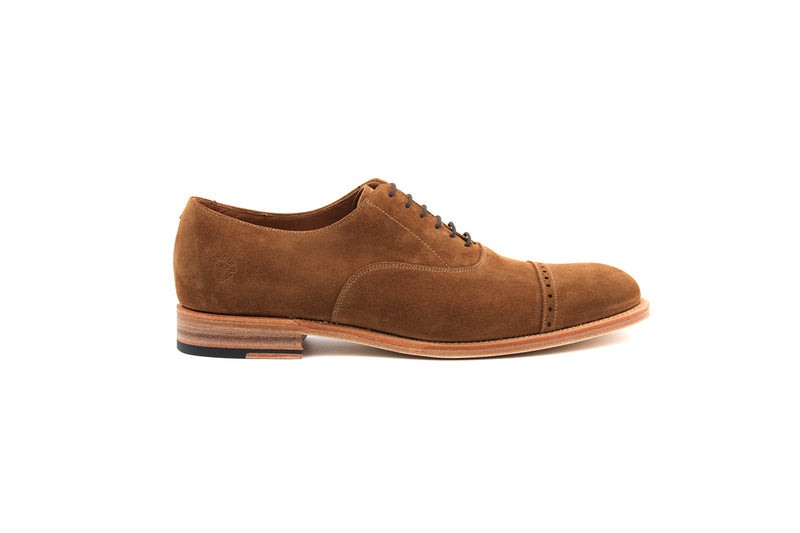 Gallician Derbies - Suede Leather (Man)