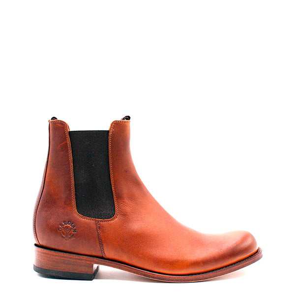 Arles Chelsea Boots - Greasy Leather (Man)