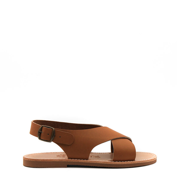 Calanque Sandals - Smooth Leather (Woman)