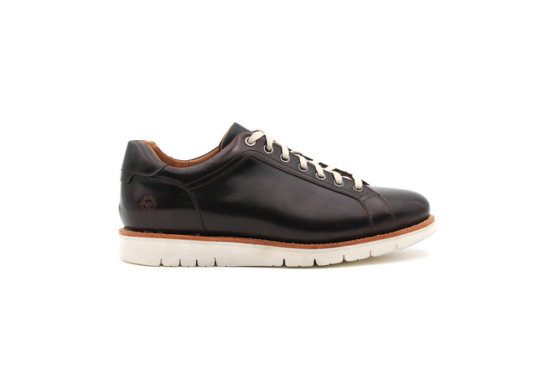 Sneakers Firenze - Cuir lisse (Homme)