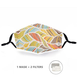 FaceShield® Kids - Waves-Masks New Zealand | Free Shipping | Masks.co.nz
