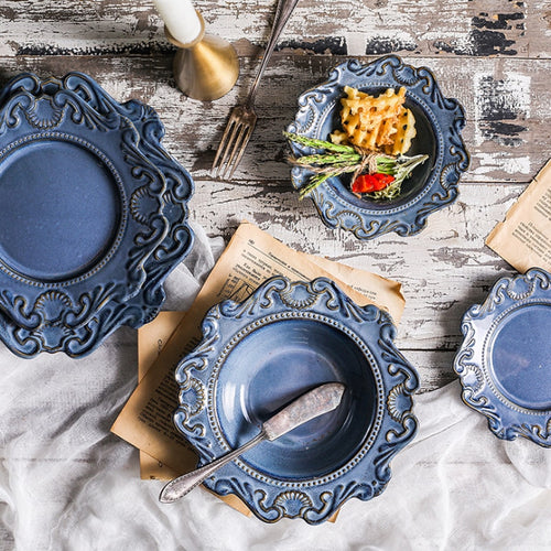 Vintage Luxury Ceramic Tableware