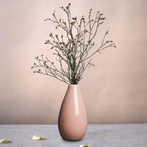 Smooth Ceramic Pottery Flower Pot