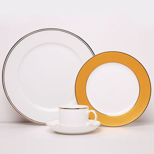 Cute bone china tableware set