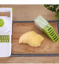 Load image into Gallery viewer, Manual Vegetable Slicer