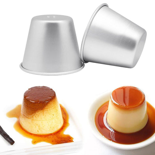 Individual Moulds/Chocolate Molten Pans/ Pudding Cups/Soufflé