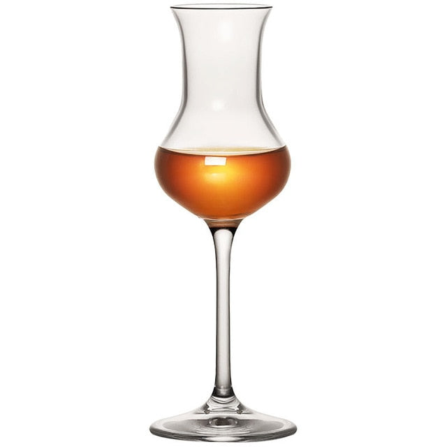 Graceful Tulip Scotch Whisky Glass