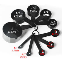 Load image into Gallery viewer, 10pcs/set Kitchen Measuring Spoons