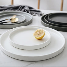Load image into Gallery viewer, Nordic Style Ceramic Plate