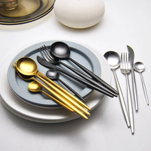 Load image into Gallery viewer, 24pcs/set Stainless Steel Cutlery