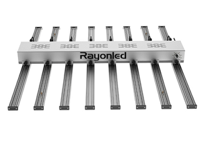 Rayonled GLM 640W Regulable de Espectro Completo Luz Led Cultivo