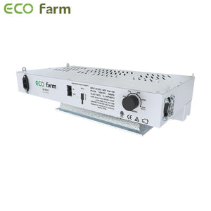 ECO Farm Kit HPS/MH 1000W de Doble Casquillo Compatible Con Controlador
