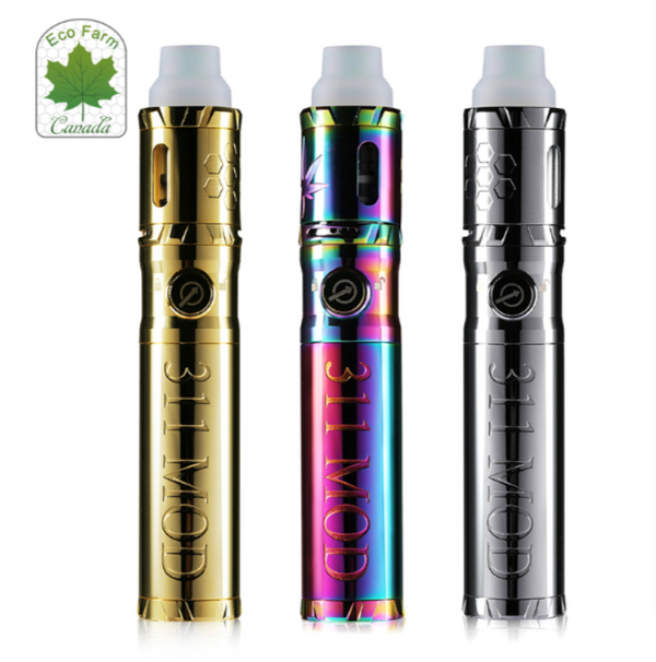 ECO Farm KIT de Vaporizador Vape Pen