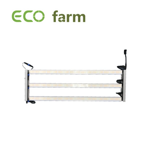 ECO Farm 240W/640W Samsung LM561C+OSRAM 660NM+ LED Barras de Luz Regulable Fuente de Alimentación Interna