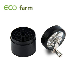 ECO Farm 5.59CM Mini Molinillo con 4 Capas