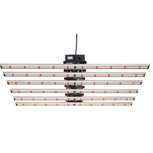 ECO Farm LED Barra 336W/500W/625W Espectro Completo Luz de Cultivo Commercial