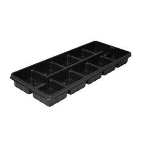 T.O. Plastics 705150C Square Pot Carry Trays (100 / cs)