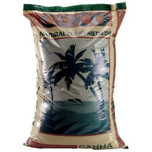 Canna Organic Coco Substrate Bag RHP Certified 50 L in Canada - IndoorGrowingCanada