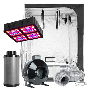 TopoLite 60X60X80 Led Grow Tent Kit