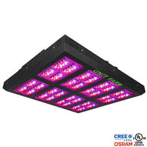 Las Luces De Cultivo De Unit Farm UFO-320 LED