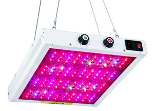 ECO Farm 300/600W Lámpara de Cultivo LED de Espectro Completo