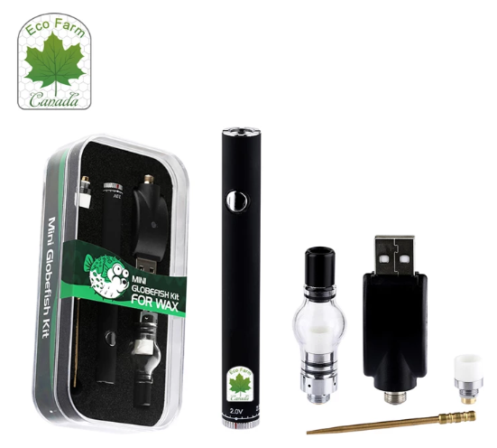 ECO Farm Kit de Vaporizador Mini Pez Globo