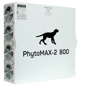 Black Dog LED Phytomax-2 800 LED Luz de Cultivo
