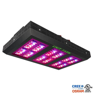 Las Luces De Cultivo De Unit Farm UFO-120 LED