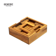 Ilium Remains Wood Puzzle