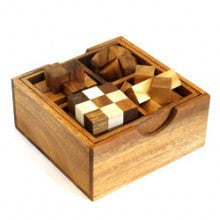 Set of four puzzles (WG-264)