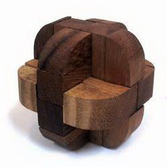 Neutron Wooden Puzzle