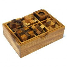 Set of six puzzles (WG-571)