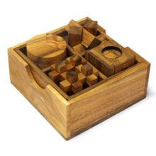 Set of four puzzles (WG-575)