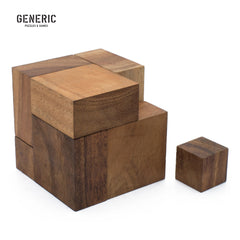 Blocks Assembly Wood Puzzle