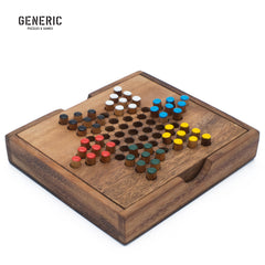 Chinese Checker Star Puzzle