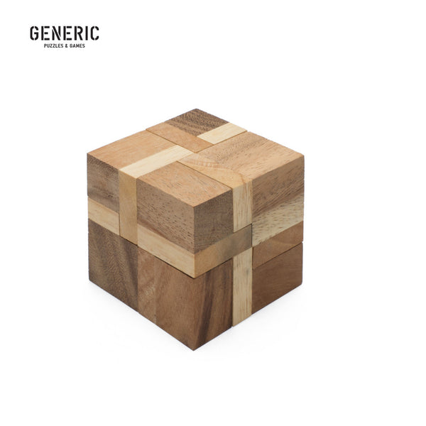 Flash Cube Wood Ball